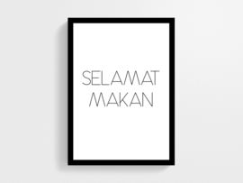 Selamat Makan - Poster