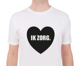 Ik zorg. in een hart - Shirt
