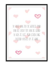 Ik houd van jou - Poster
