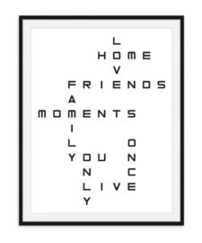 Love Home op poster