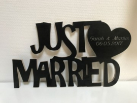 Just Married + tekst