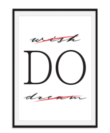 Wish Do Dream - Poster