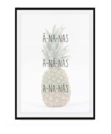 Ananas - Poster
