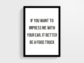 If you want to impress me - Poster