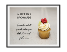 Muffins - Poster
