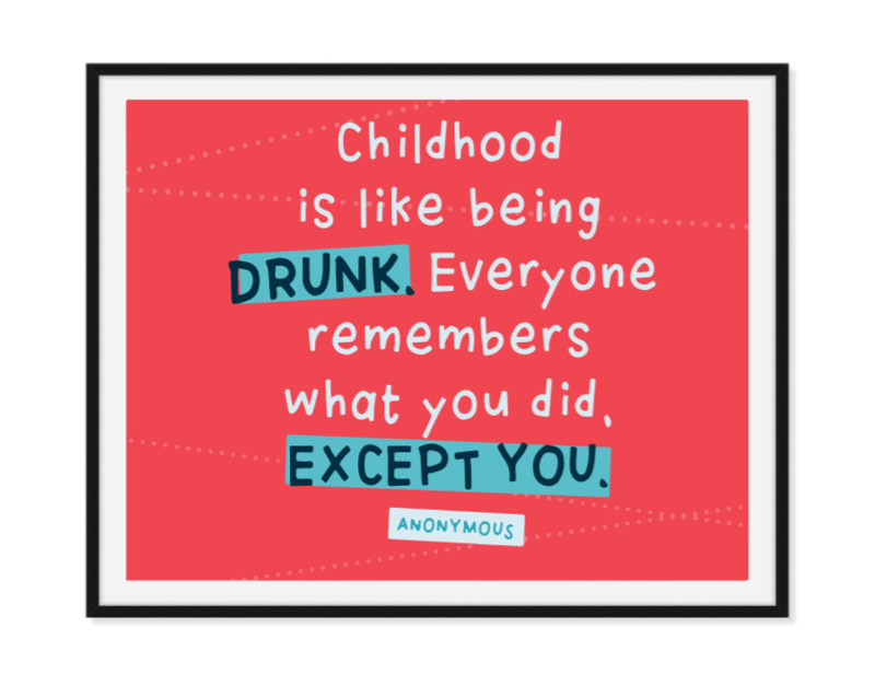 Childhood - Poster