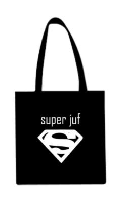 Tas super juf - versie 3