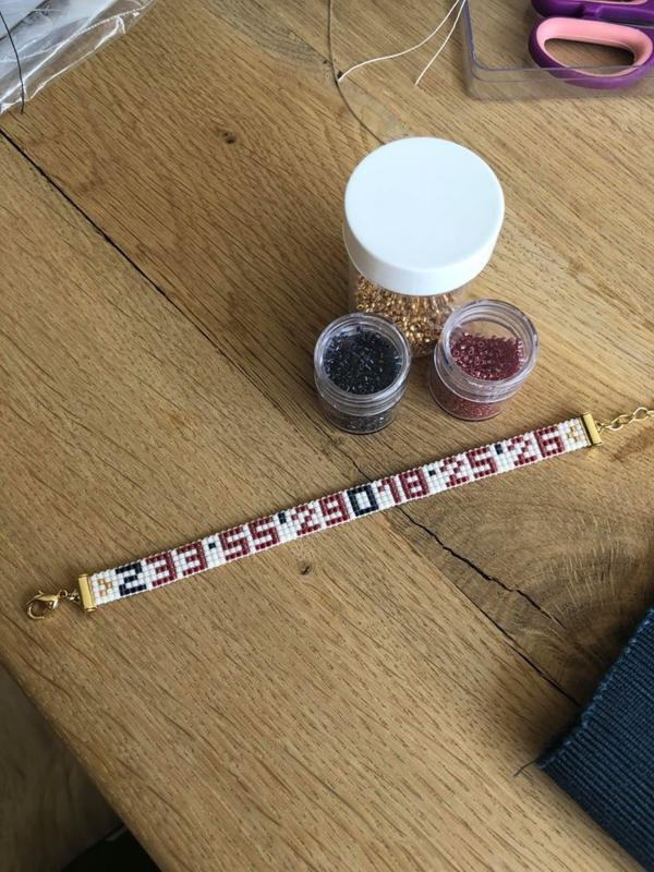 GeoYes Armband - Flessenpost
