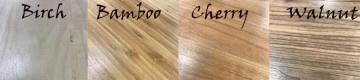 Sleutelhanger hout hashtag met 2 namen
