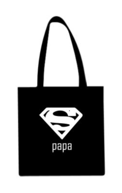 Tas super papa - versie 2