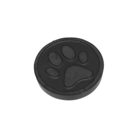 Top Part Dog Foot Zwart