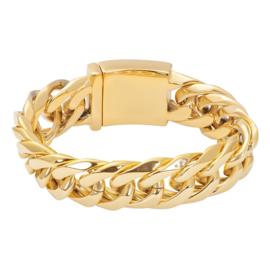 iXXXi Armband Dublin Goud 18 cm