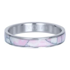 iXXXi Vulring 4 mm Pink Paradise Zilver