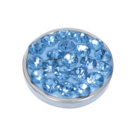 Top Part Facet Light Sapphire