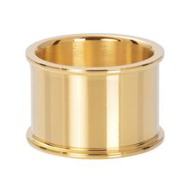 iXXXi Basisring 14 mm Goud
