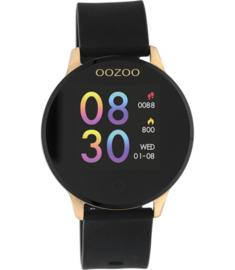 OOZOO Smartwatch Q00114 Black/Rosé