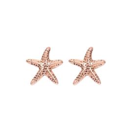 iXXXi Oorbellen Sea Star Rosé