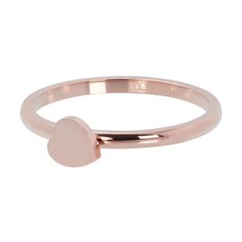 iXXXi Vulring 2 mm Symbol Heart Rosé