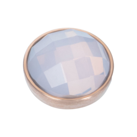 Top Part Facet Opal Rosé