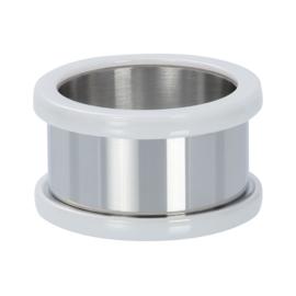 iXXXi Basisring Ceramic 12 mm Zilver