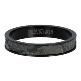 iXXXi Vulring 4 mm Elephant Zwart