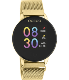 OOZOO Smartwatch Q00121 Gold/Gold