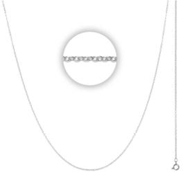 Collier 1 mm Zilver