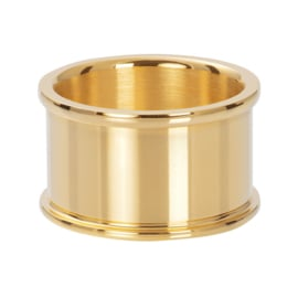 iXXXi Basisring 12mm Goud