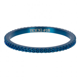 iXXXi Vulring 2 mm Caviar Blauw