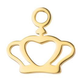 Charm Crown Goud