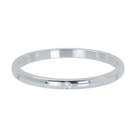 iXXXi Vulring 2 mm Elegance Zilver