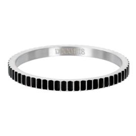 iXXXi Vulring 2 mm Cartels Mat Zilver/Zwart
