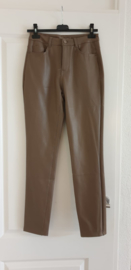 Broek (leatherlook)