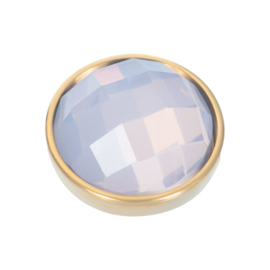 Top Part Facet Opal Goud