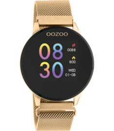 OOZOO Smartwatch Q00117 Rosé/Rosé