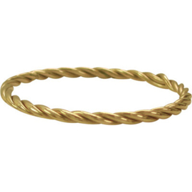 Charmin*s Ring Gold 'Turning' R329
