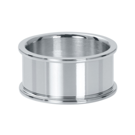 iXXXi Basisring 10 mm Zilver