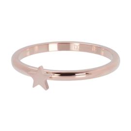 iXXXi Vulring 2 mm Symbol Star Rosé