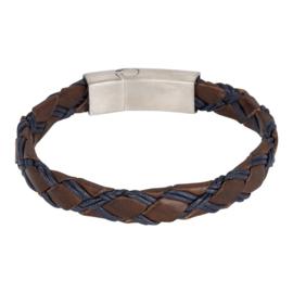 Brace Jewels Men Bruin/Blauw 21,5 cm