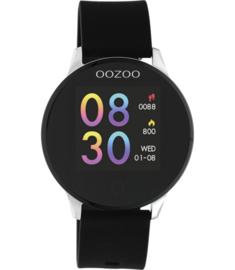 OOZOO Smartwatch Q00113 Black/Silver