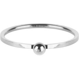 Charmin*s Ring Dot Shiny Steel R528