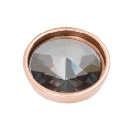 Top Part Pyramid Black Diamond Rosé