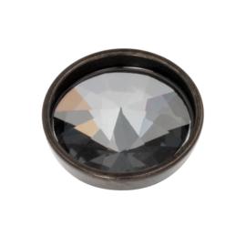 Top Part Pyramid Black Diamond Zwart