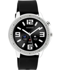 OOZOO Smartwatch Q00300 Black/Silver