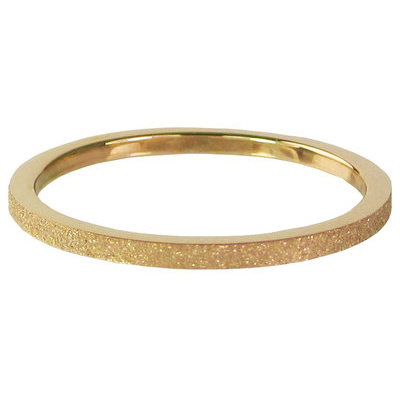 Charmin*s Ring Gold 'Sanded' R341