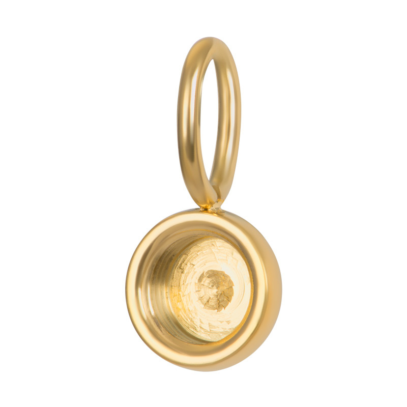 Charms Top Part Base Goud