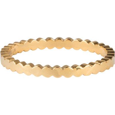 Charmin*s Basic Crown Gold Steel R701