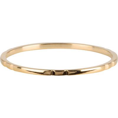 Charmin*s Small Basics 6 Engravings Gold Steel R736