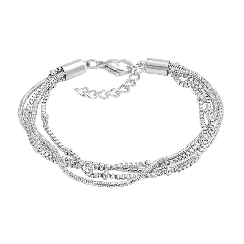 iXXXi Armband Snake Knot Zilver