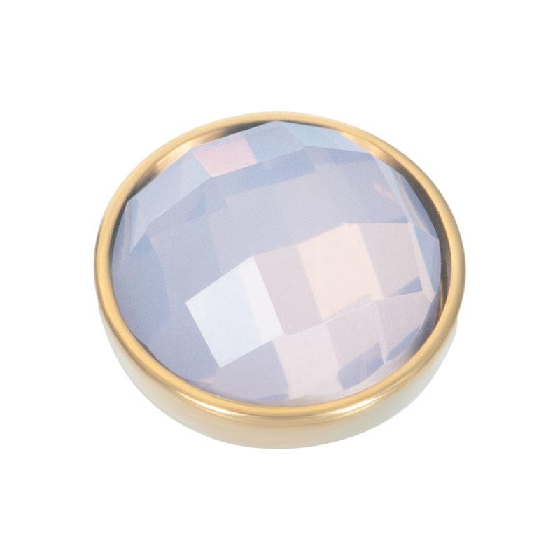 Top Part Facet Opal Goud